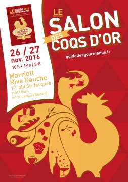 Salon des Coqs d'Or    26-27 novembre 2016