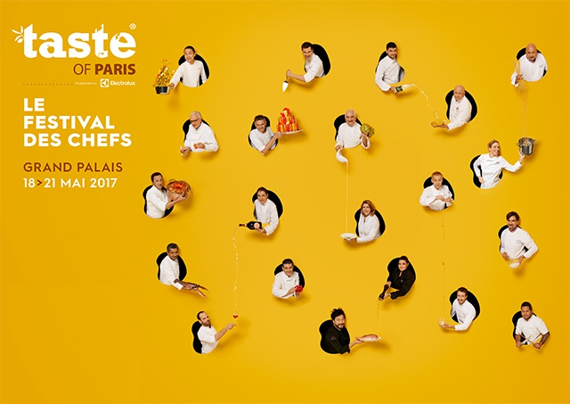 Taste of Paris en mai