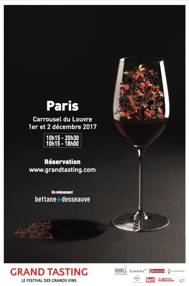 Grand Tasting Bettane & Desseauve à Paris